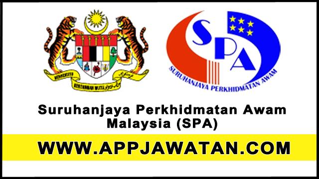 Jawatan Kosong Kerajaan 2017 Di Suruhanjaya Perkhidmatan Awam Malaysia Spa 19 November 2017 Appjawatan Malaysia