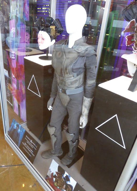 Ghost in the Shell Major tactical costume