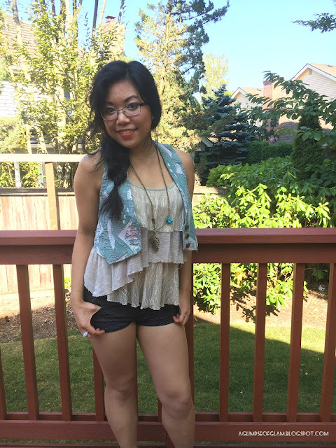OOTD Inspo: Country Concert Style - Andrea Tiffany A Glimpse of Glam