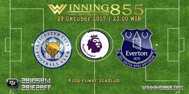 Prediksi Akurat Leicester City vs Everton | 29 Oktober 2017