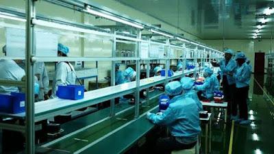Lowongan Kerja Jobs : Operator Produksi Lulusan Baru Min SMA SMK D3 S1 PT Haier Electrical Appliances indonesia Membutuhkan Tenaga Baru Seluruh Indonesia