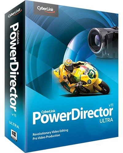 برنامج cyberlink powerdirector 11 اخر اصدار الكراك