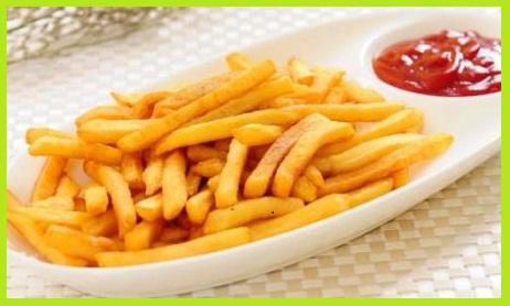 Finger chips Recipe