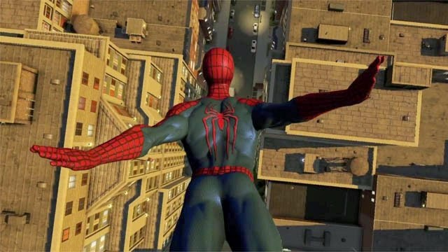 The Amazing Spider Man 2 PC Games Gameplay