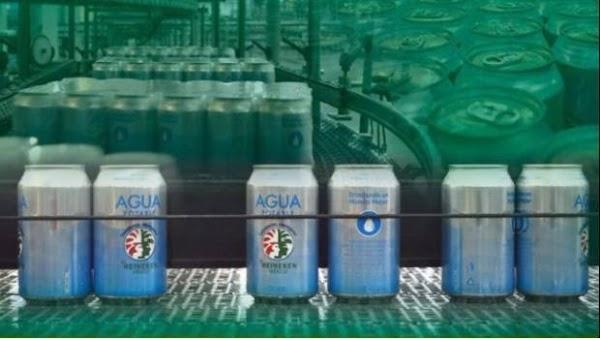 Cuauhtémoc Moctezuma suspende producción de cerveza y enlata agua para damnificados