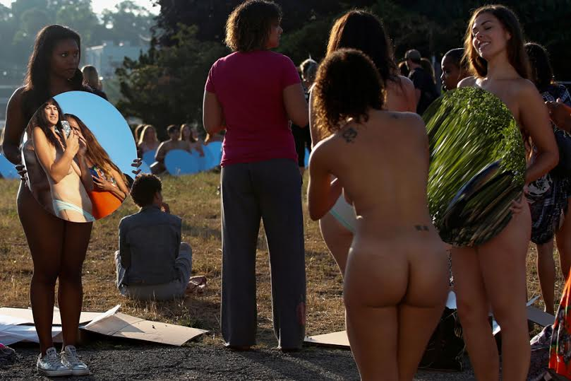 Naked Cleveland Women