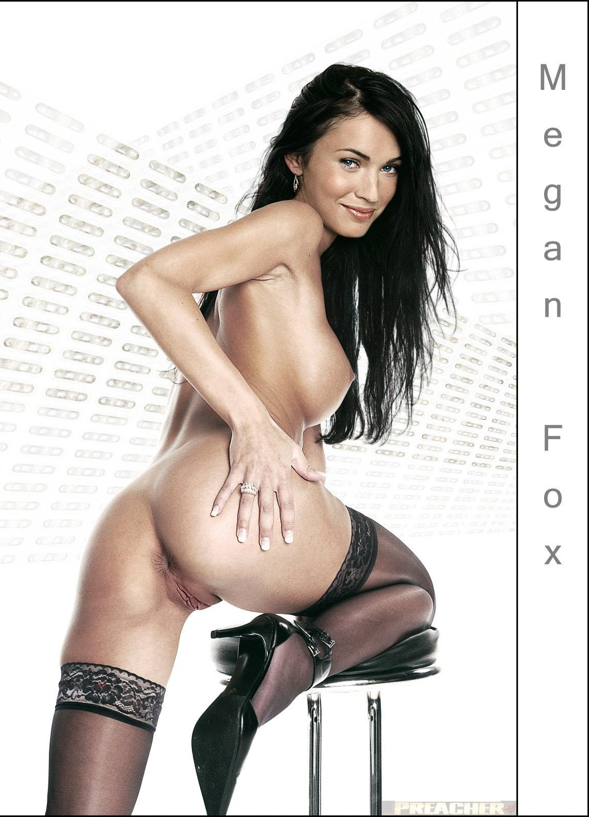 Megan Fox Pussy Hole