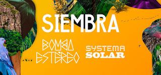 Concierto de BOMBA STEREO y SYSTEMA SOLAR en Bogotá 2019