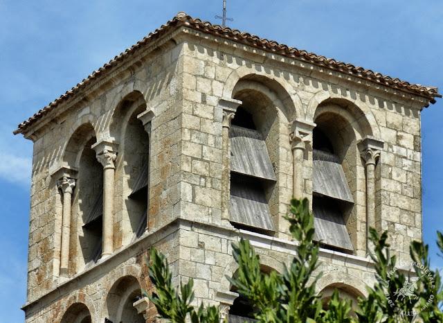 CAUNES-MINERVOIS (11) - Abbatiale Saint-Pierre et Saint-Paul (Extérieur)
