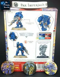 Imperial Spce Marine 2016 box
