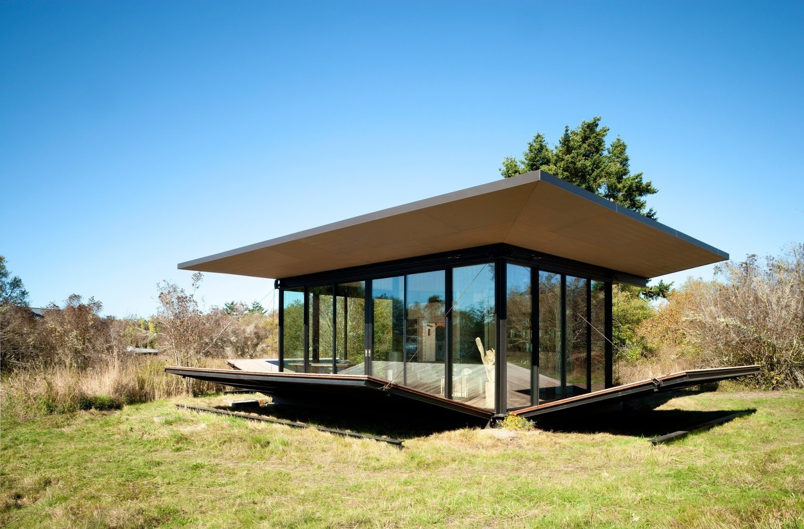 TINY HOUSE TOWN The False Bay Writers Cabin