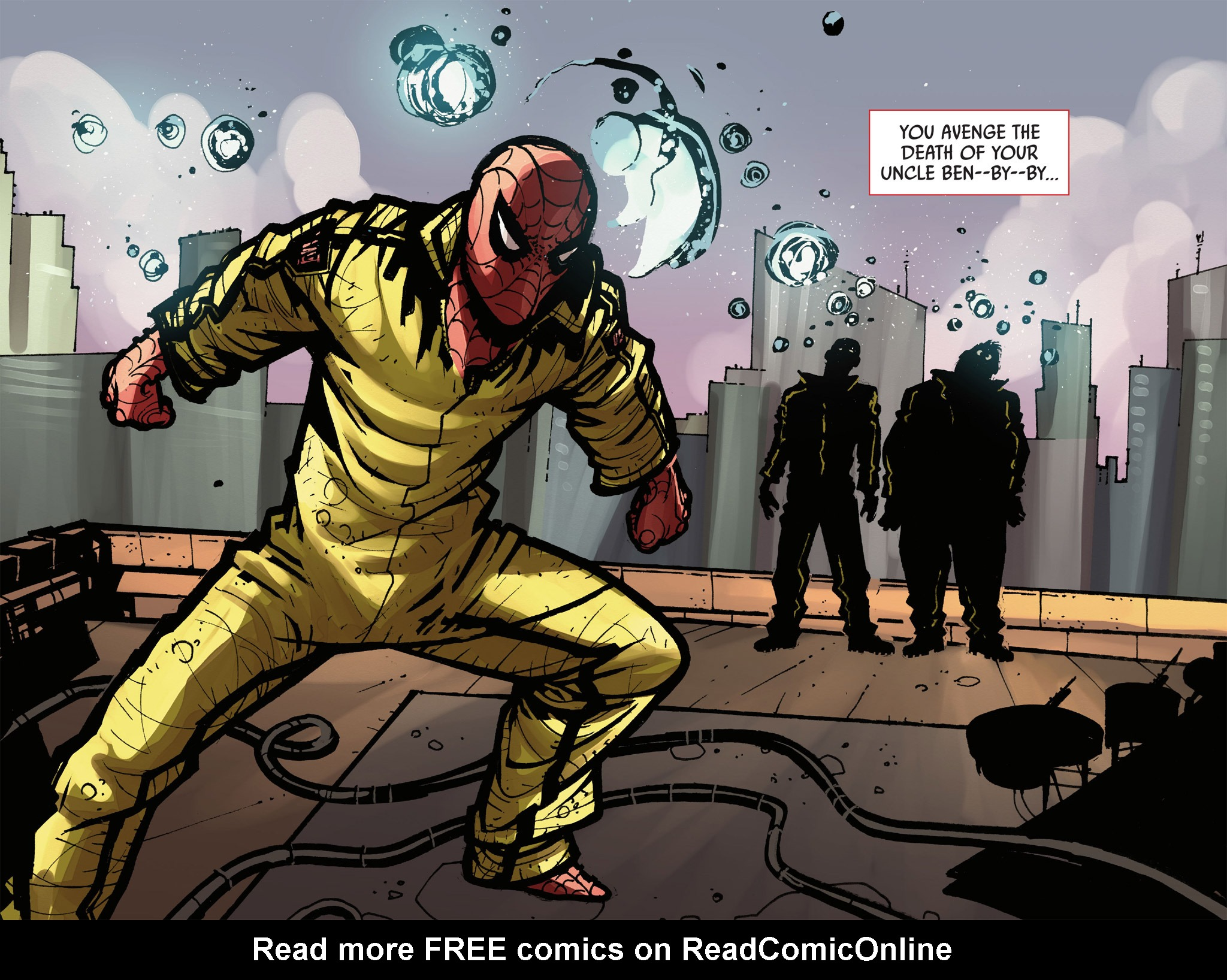 Read online Amazing Spider-Man: Who Am I? comic -  Issue # Full (Part 3) - 161