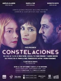 Obra CONSTELACIONES | Planetario de Bogotá