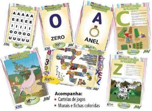 Atividades Do Livro Alfabetizacao Inteligente Aprender E Brincar