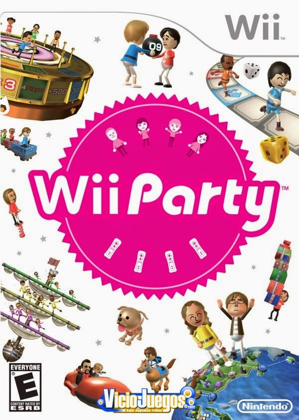 Wii Party Wii free download full version