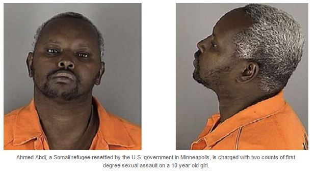 Medeshi News : Minnesota - Somali refugee charged with
