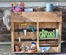 Garden Thyme With Creative Gardener Recycled Pallet