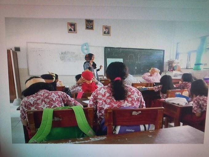 Sisa cerita di Kelas Inspirasi Jogja 2016