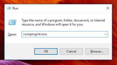 memperbaiki flashdisk yang meminta format