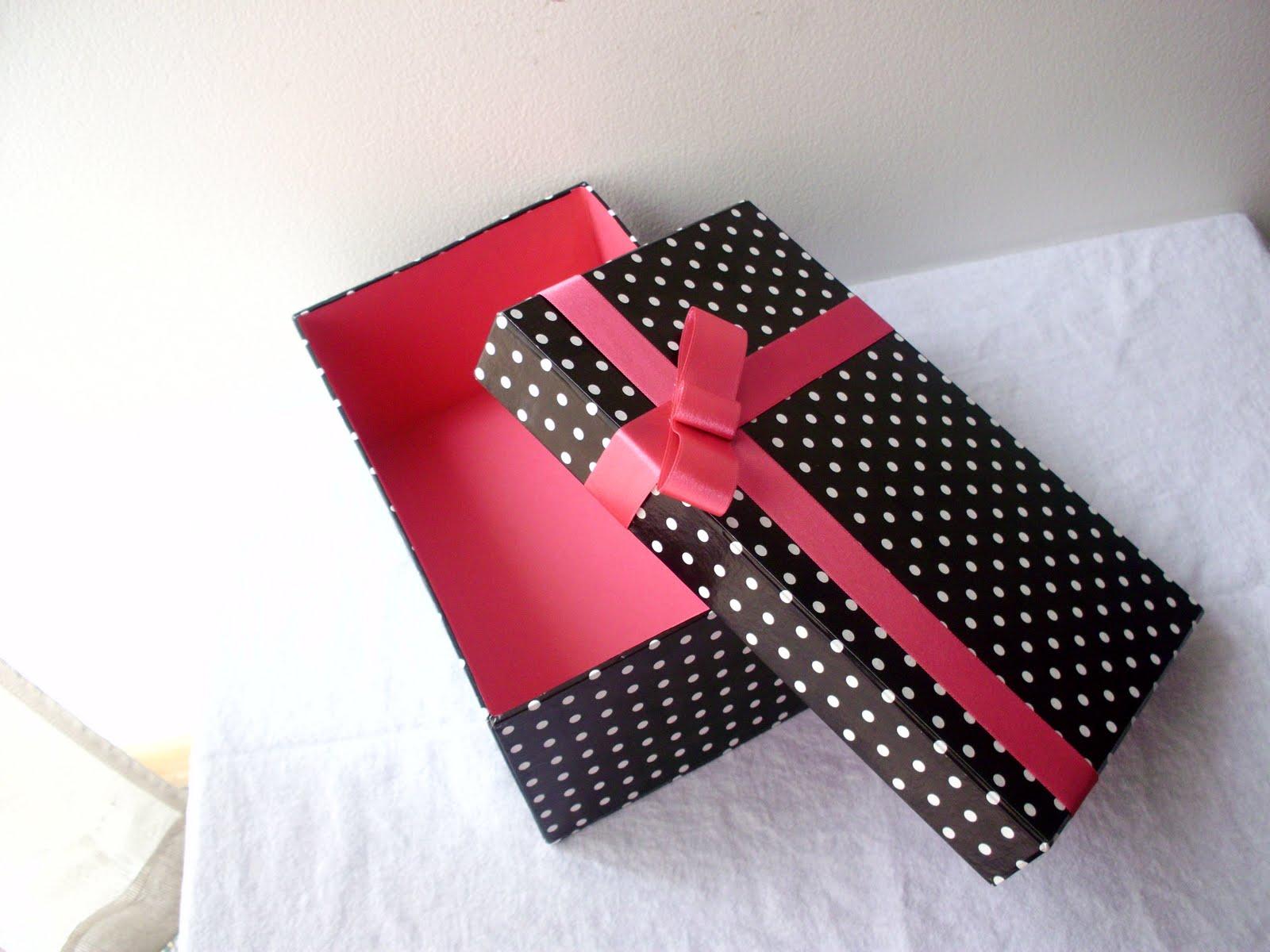 Cudet cajas decorativas cajas para regalos - Decoracion de cajas ...