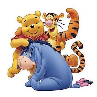 Clipart de Winnie the Pooh.