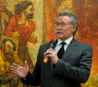 Директор Киевского национального музея Русского искусства: Шерешевский входит в топ-3 ведущих украинских художников...