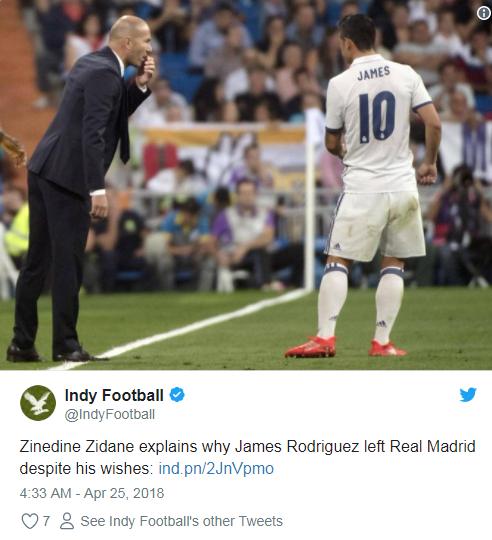 Zidane Indy