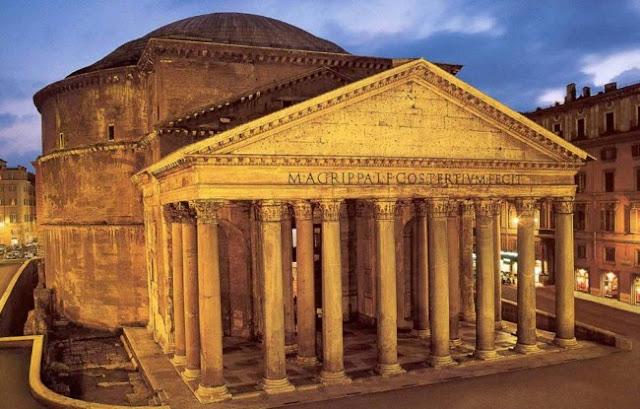 Onde ficar em Roma - Panteão