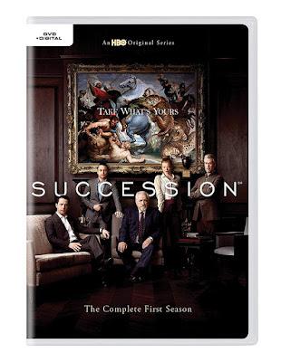 Succession Season 1 Dvd