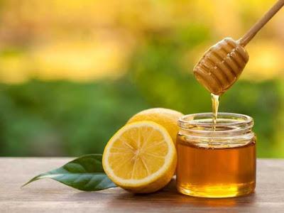 Air Lemon dan Madu