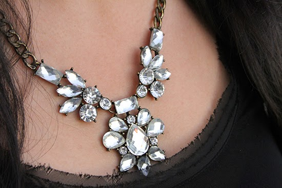 Rocksbox Crystal Statement Necklace