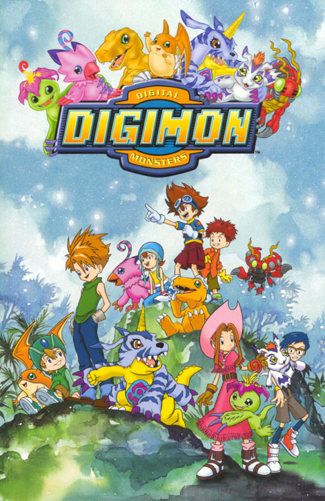 Digimon Serie Completa(audio latino)