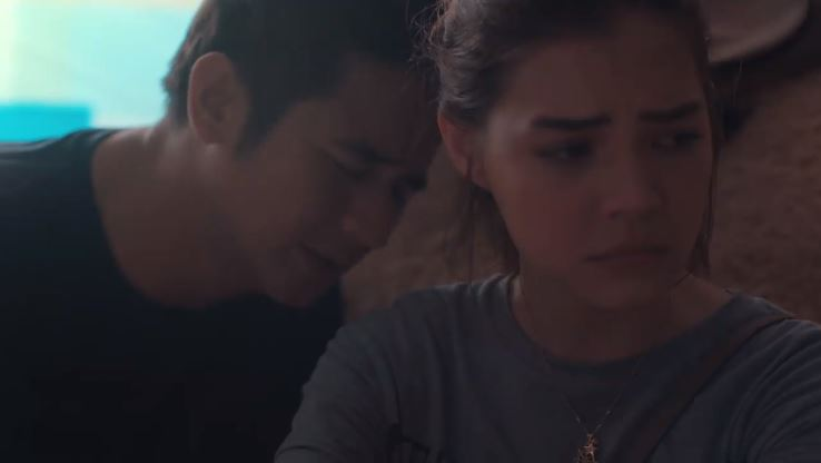 Kung Paano Siya Nawala 2018 romantic movie featuring Face Blindness Rhian Ramos  - JM De Guzman