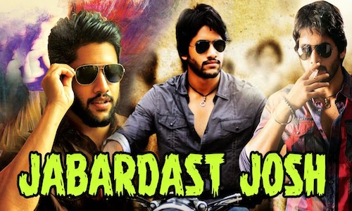 Jabardast Josh 2017 HDRip 900MB Hindi Dubbed 720p