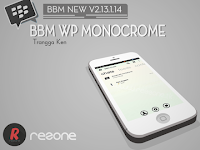 Download BBM [MOD] WP MONOCROME V2.13.1.14 apk
