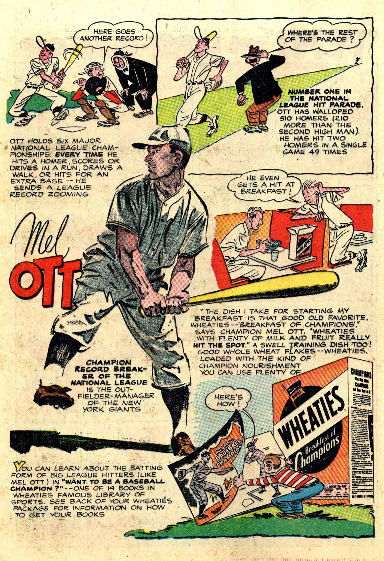 Read online Detective Comics (1937) comic -  Issue #112 - 16