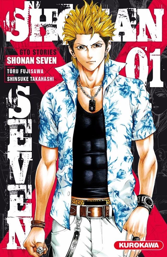 Shonan Seven Tome 1 de Shinsuke Takahashi et Tôru Fujisawa