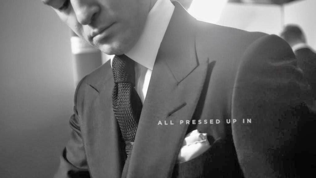 """Suit & Tie"""