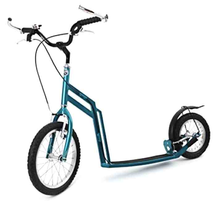 trottinette tcheque Mibo Crazy