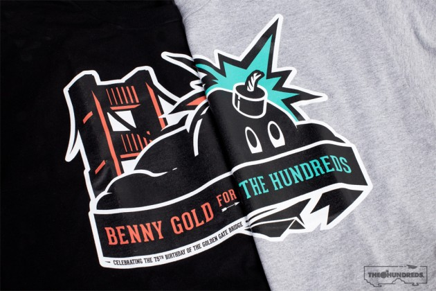 the hundreds x benny gold johnson low