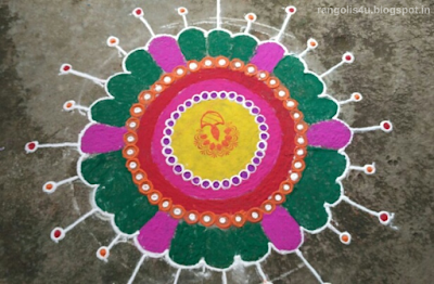 Rangolis for all Festivals