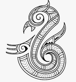 Simbolos maoríes y su significado manaia