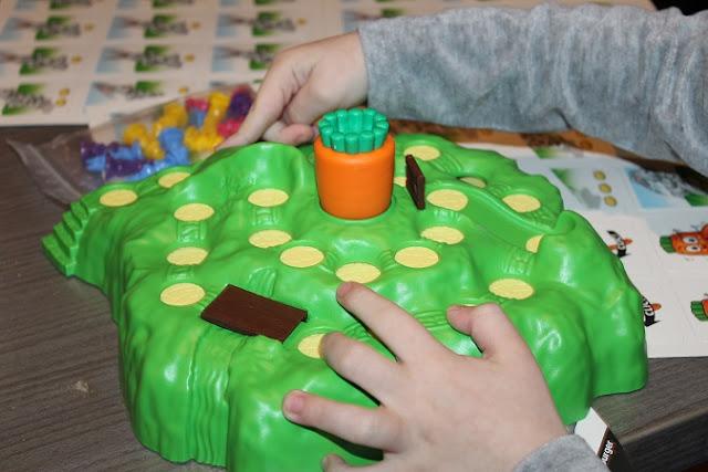 test du jeu croque carotte