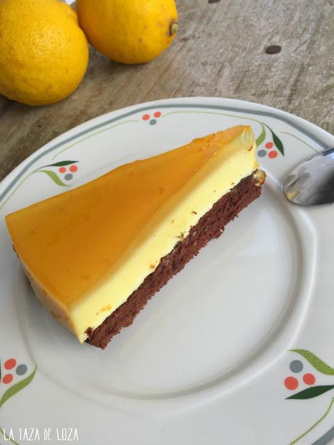 tarta-de-limón-y-bizcocho-genovés-de-chocolate