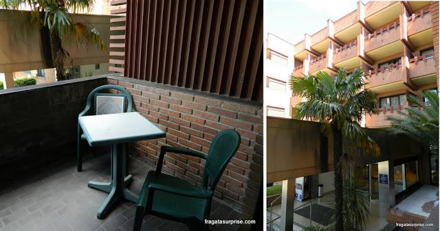 Apartamento do Tryp Madrid Alameda Aeropuerto Hotel