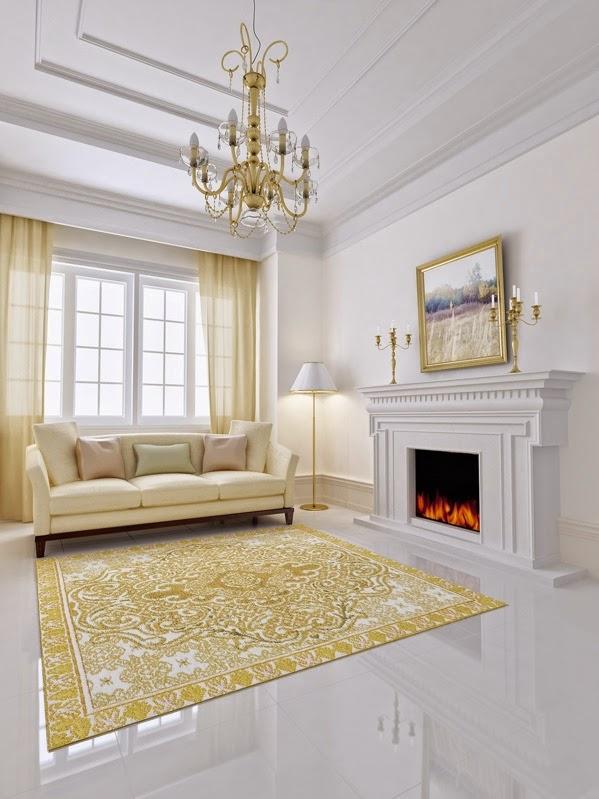 d coration salon en beige d coration salon d cor de salon. Black Bedroom Furniture Sets. Home Design Ideas