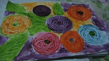 Psr Pgsd Stkip Pgri Tulungagung Kelas 3c Finger Painting