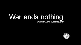 War ends nothing.