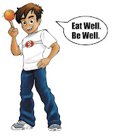 Eat Well Boy image from Bobby Owsinski's Big Picture production blog