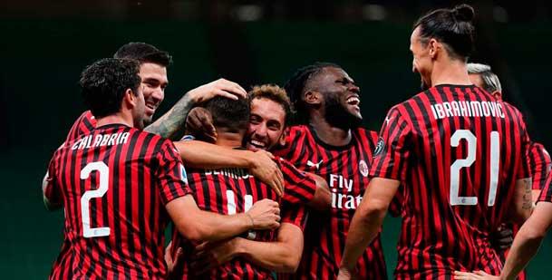 AC Milan vs Atalanta - Extended Highlights and Goals